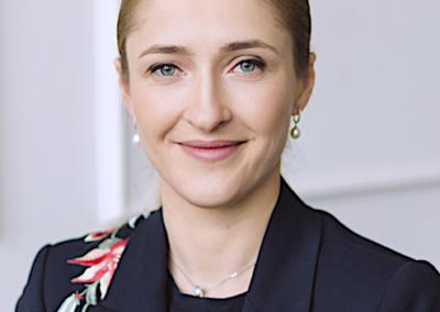 JUSTINA KLYVIENĖ   FUTURE LEADERSHIP inovacijų laboratorijos įkūrėja