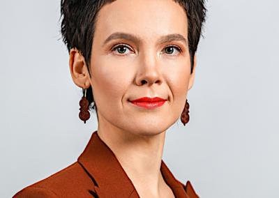 LAURA RIMKUTĖ   Verslo psichologė, TRIPLE O CONSULTING partnerė ir konsultantė