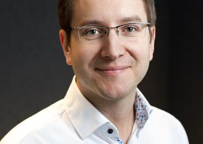 """VILIUS LUKAUSKAS    """"Danske Bank"""" Globalių paslaugų centro Administracijos vadovas"""