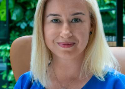 INGA STANIŪNĖ  AVIA SOLUTIONS GROUP personalo direktorė