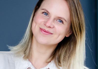 GINTARĖ JASONĖ | TeleSoftas personalo vadovė