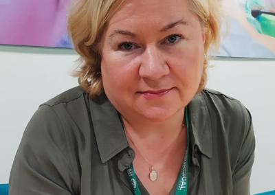 RAMUNĖ BINDOKIENĖ   UAB Intersurgical Personalo vadovė